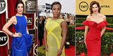 SAG Awards Red Carpet 2015 Photos: See All The Beautiful Dresses, Diamonds & More