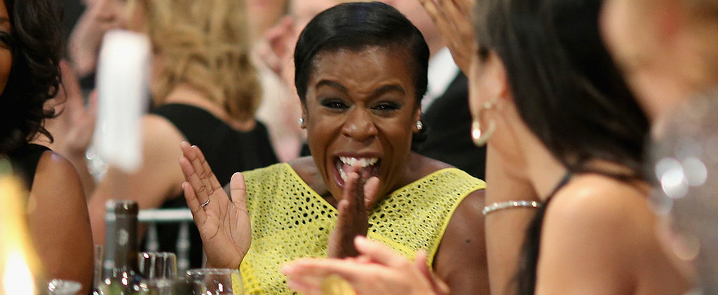 This Is the Moment Uzo Aduba Won Her SAG Award