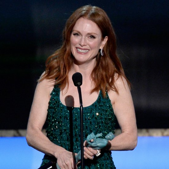 Julianne Moore SAG Awards Speech 2015