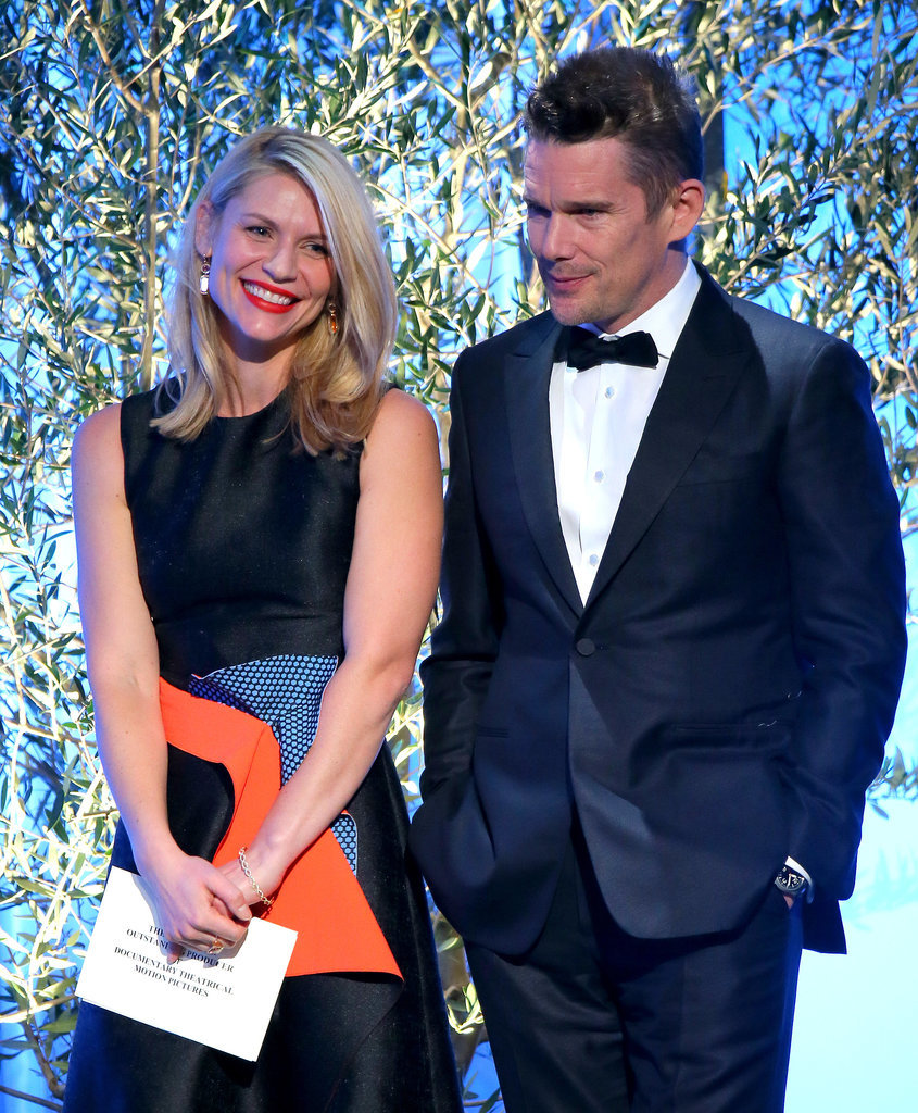 Claire Danes and Ethan Hawke