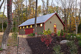 Master Builder Crafts a Dream Workshop (9 photos)