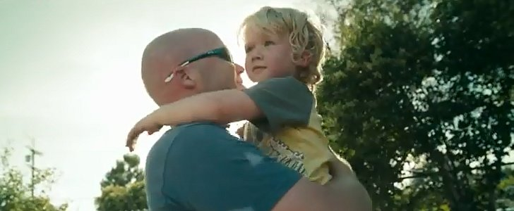 Dove Men+Care's Super Bowl Commercial Gives Us the Warm Fuzzies