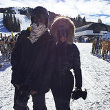 10 Celebs Who Love to Hit the Slopes