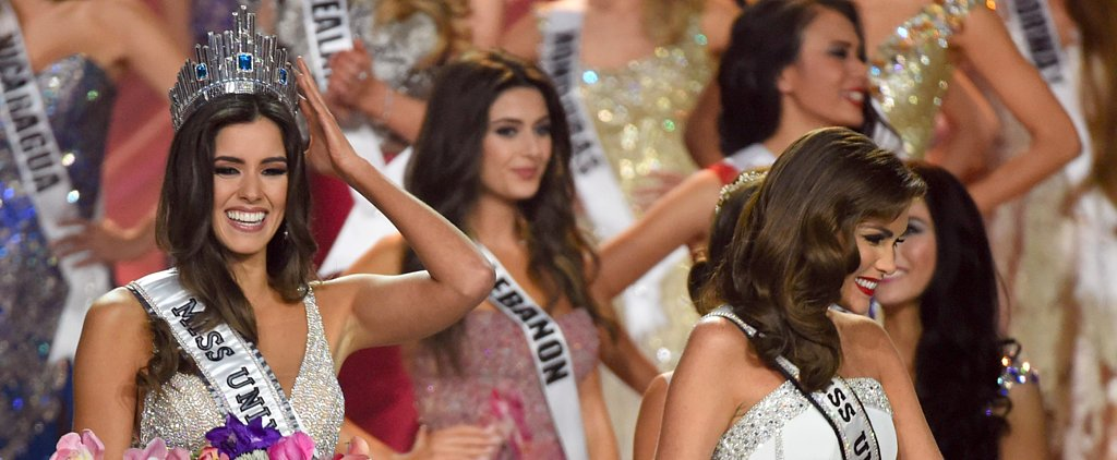 Colombia's Paulina Vega Crowned Miss Universe