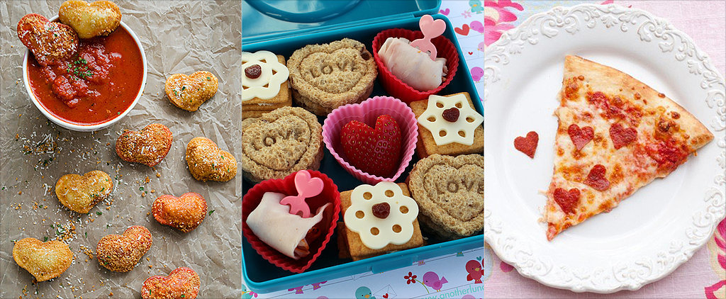 19 Lunch Ideas to Spread the Valentine's Love