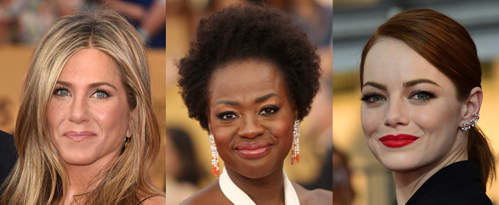 Drool Over Every Gorgeous Beauty Angle at the SAG Awards