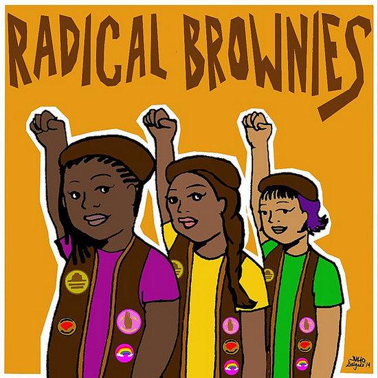 Radical Brownies Girl Scout Troop