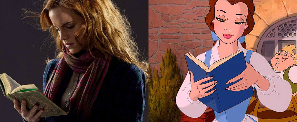 All the Ways Emma Watson Can Channel Hermione When She Stars as the New Belle
