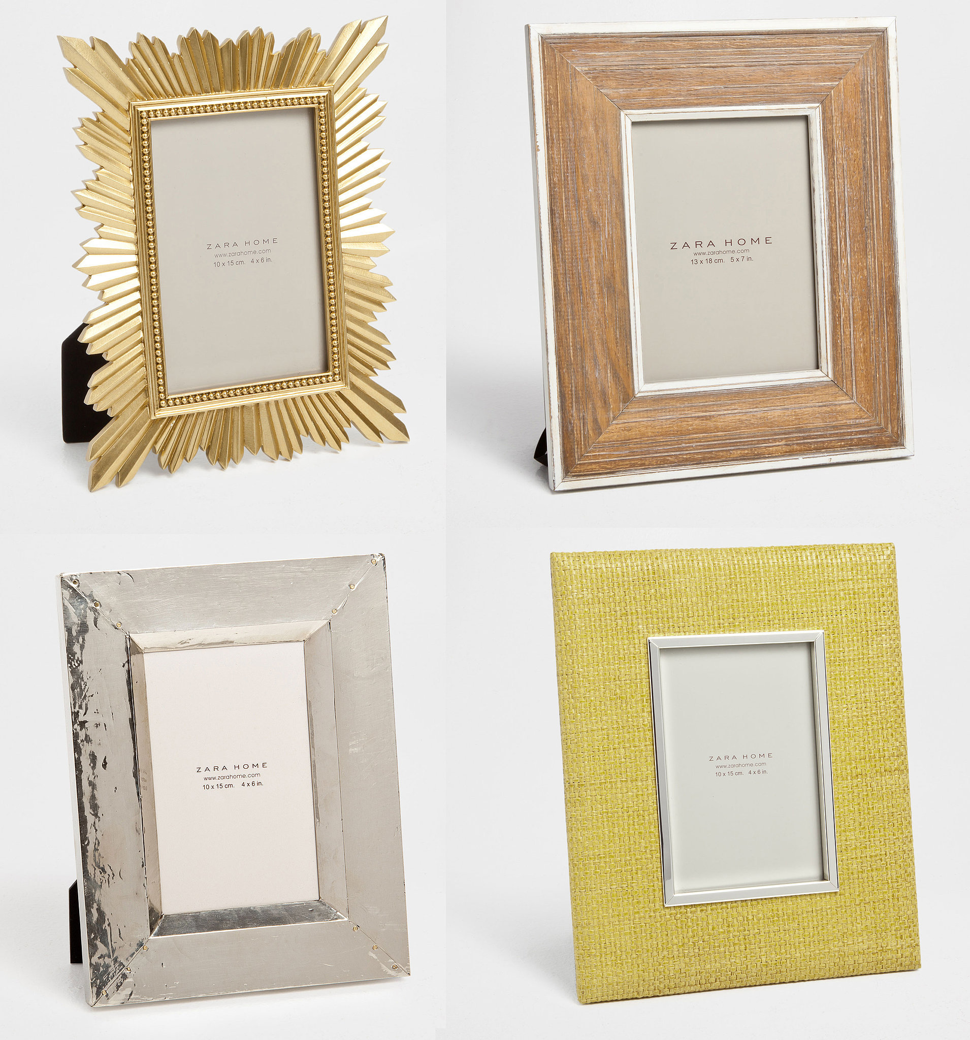 Frames For Nearly Nothing: Zara