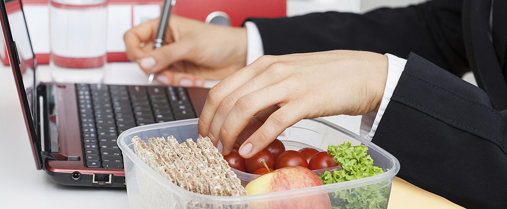 4 Ways to Lose Weight at Work