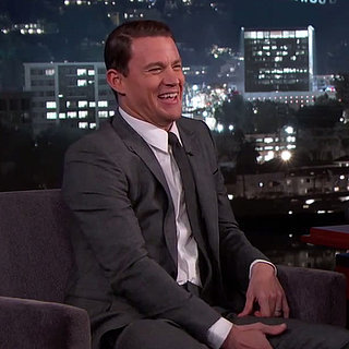 Channing Tatum Talks About His Daug