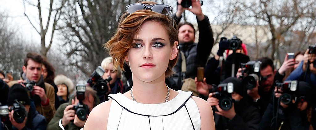 Kristen Stewart's Chanel-Worthy Smoky Eye Will Take You 10 Seconds