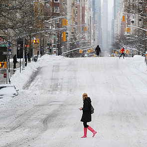 Winter Storm US Blizzard January 2015 Pictures