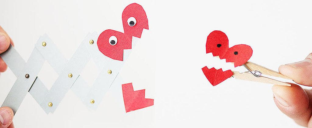 POPSUGAR Select Blogger Buzz: Last-Minute Valentine's DIY Fun