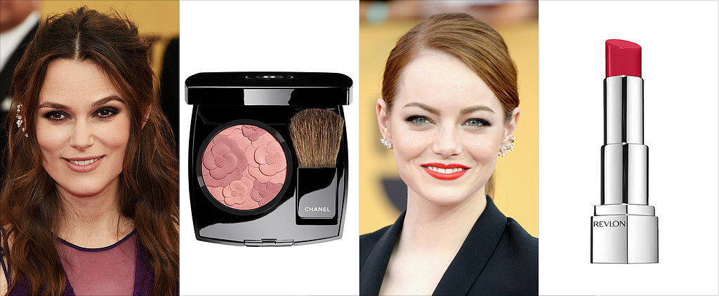 Shop the Exact Beauty Products Worn by Celebrities on the Red Carpet