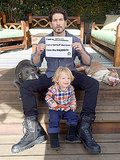 The Daily Treat: See How Jon Bernthal, His Dogs and His Son Are Speaking Out for Pit Bulls