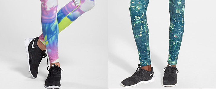 These Printed Leggings Are Your Workout Motivation
