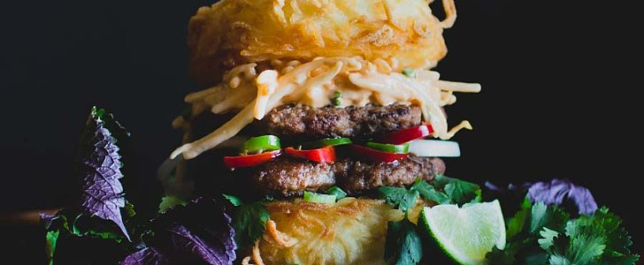 Pho-Get About the Ramen Burger and Learn How to Make This