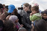 Angelina Jolie: We Must Help Syria, Iraq Refugees