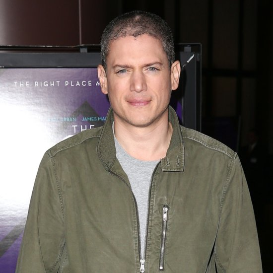 Wentworth Miller Makes a Big Return to the Red Carpet