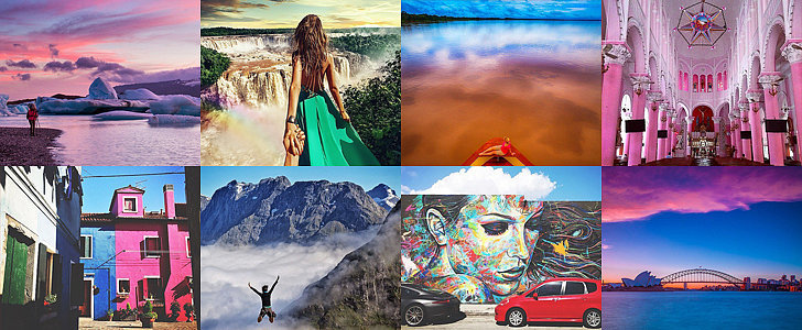 Traveling to These 51 Incredible Places Will Up Your Instagram Game