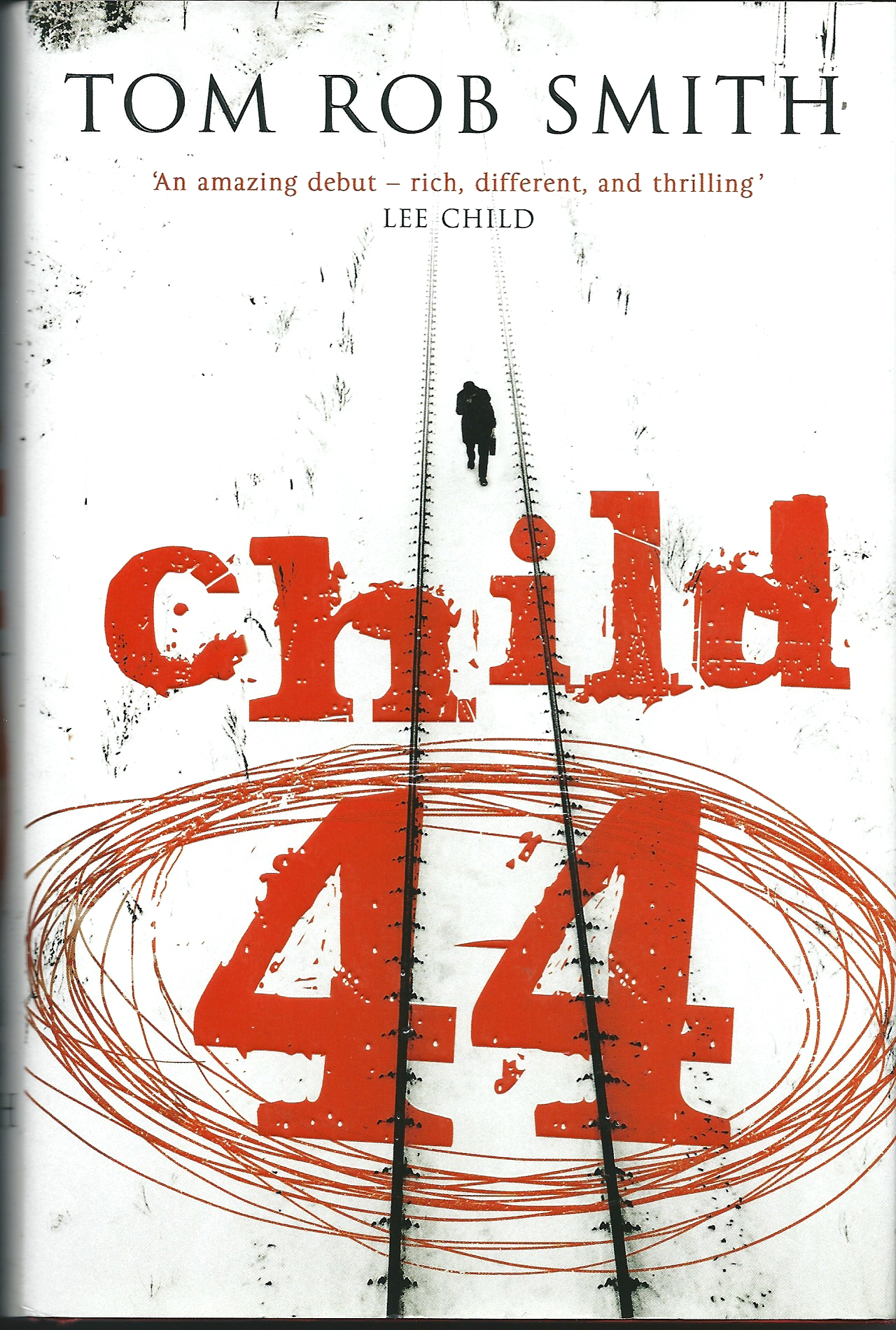 Child 44 (Blu-ray SteelBook) (Film Arena Collection) [Czech Republic ...