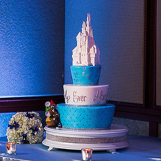 Disney Princess Wedding Cakes