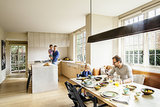 Vincent Van Duysen Designs a Family House