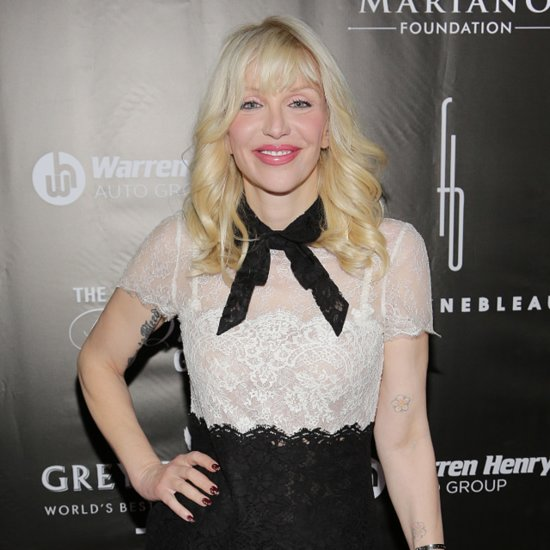 Courtney Love Admits to Using Heroin While She Was Pregnant With Frances