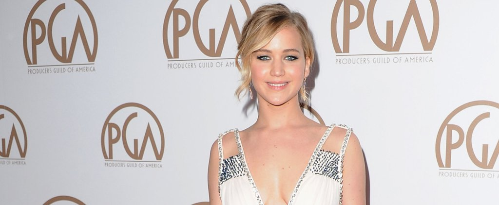 Jennifer Lawrence's Reaction to Meeting Kim Kardashian Is Priceless