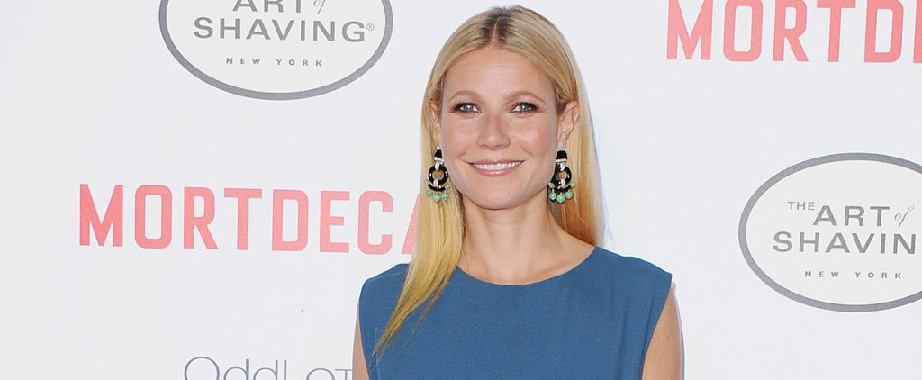 Gwyneth Paltrow's Latest Beauty Recomendation Will Make You Blush