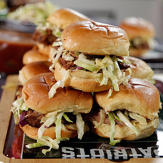 Homemade Pork Sliders Recipe