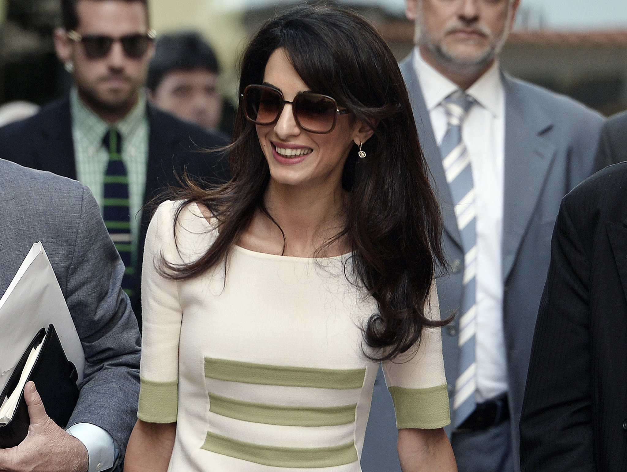 Who Is Amal Alamuddin?...