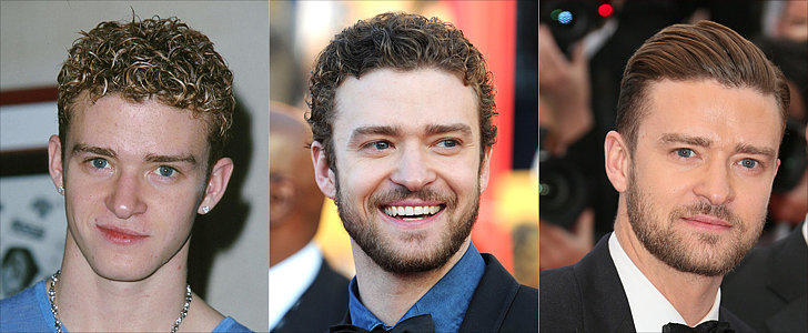 Justin Timberlake Brings Sexy Back No Matter What His Hair Texture