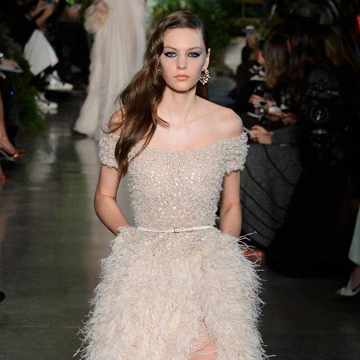 Paris Wedding Gowns: Wedding Dresses Paris Haute Couture Fashion Week 2015