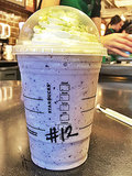 What's Blue, Green & Frozen All Over? Starbucks's New Super Bowl Drink