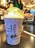 Starbucks Blends Up a Limited-Edition Blue and Green Seahawks Frappuccino