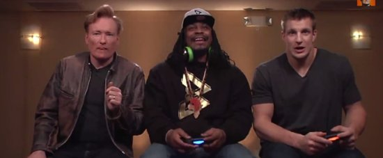 Two Super Bowl Rivals Completely Lose It While Playing Mortal Kombat