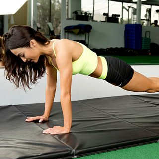 Plank Workouts For Abs, Butt, and Arms