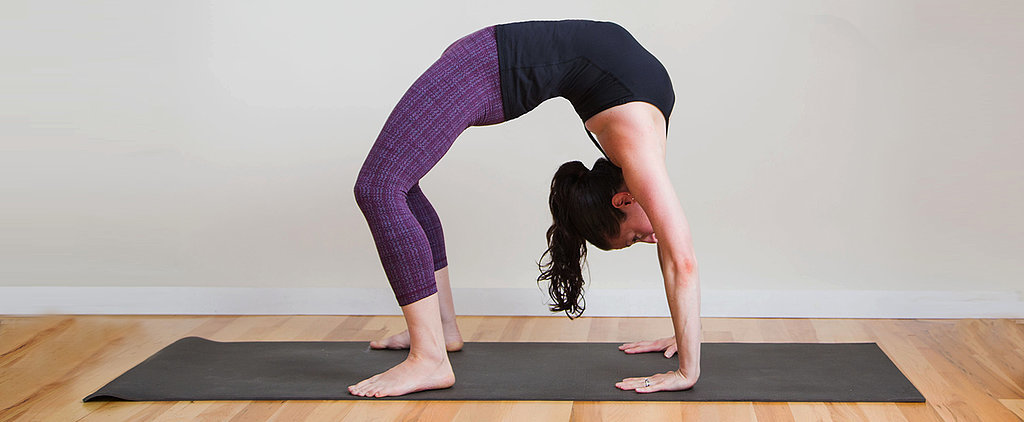Get Happy With This Invigorating Yoga Sequence
