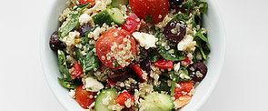 This Mediterranean Quinoa Salad Will Be Your New Favourite Salad