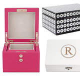 Fashionable Jewelry Boxes