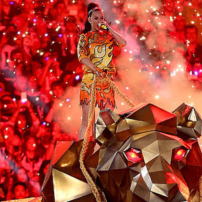 Katy Perry Half-Time Show at 2015 Super Bowl | Pictures