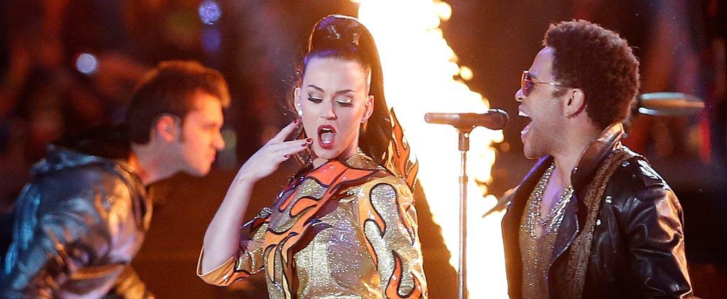 Get Katy Perry's Exact Lipstick Shade at Super Bowl XLIX
