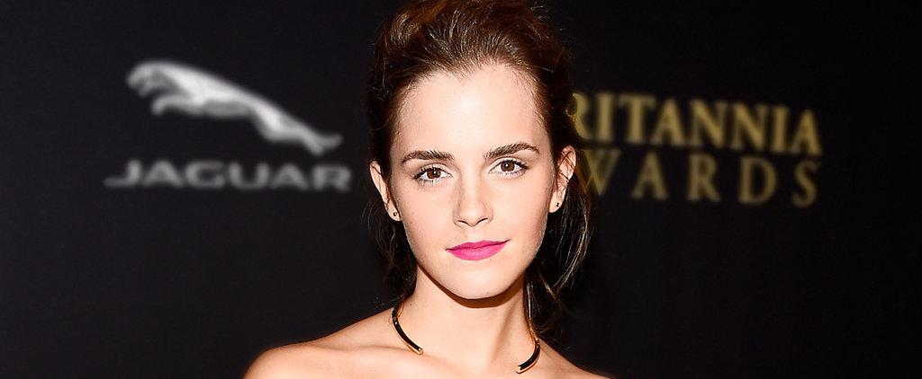 Birthday Girl Emma Watson Will Be a Perfect Disney Princess