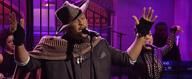 Why People Are Talking About D'Angelo's Powerful SNL Performance