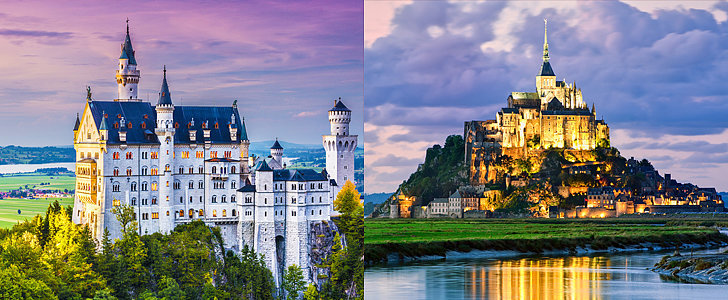 POPSUGAR Shout Out: Live Out Your Own Fairy Tale in One of These Amazing Castles