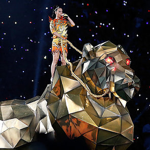 Video of Katy Perry's Super Bowl Half-Time Show Performance