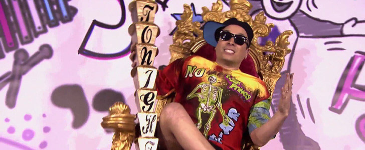 "Jimmy Fallon's ""Fresh Prince of Bel-Air"" Remake Is an Explosion of Awesome"