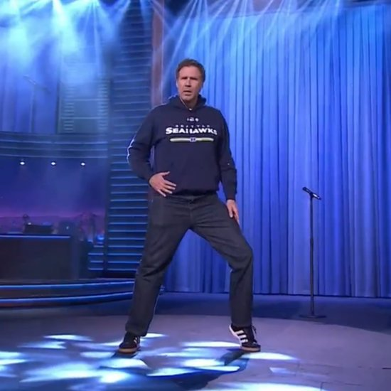 "You Need to See Will Ferrell Lip-Sync to ""Let It Go"" and ""Drunk in Love"""